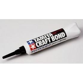 Tamiya 87078 Tamiya Craft Bond, vattenbaserat lim, 20 gram netto