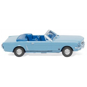 Wiking 20548 Ford T5 Cabriolet - light blue metallic