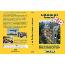 Teknikarv TAM31 Linbanan del 2 Forsby?Köping ? Linbanan och tekniken - DVD