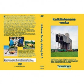 Teknikarv TAM32 Linbanan del 3 Forsby?Köping ? Linbanan och tekniken - DVD