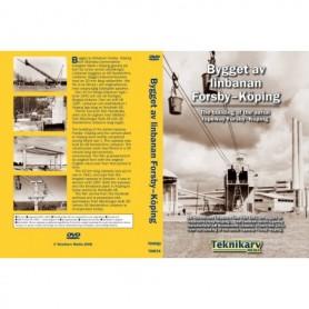 Teknikarv TAM34 Bygget av linbanan Forsby ? Köping - DVD