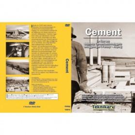 Teknikarv TAM35 Cement - DVD