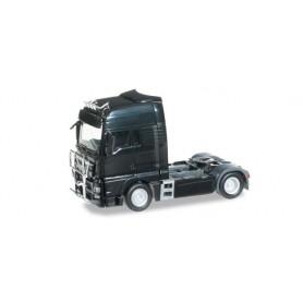 Herpa 302029.2 MAN TGX XXL Euro 6 rigid tractor with accessories, black