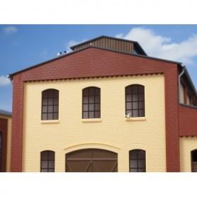 Auhagen 80213 Industrifönster B, 30 st