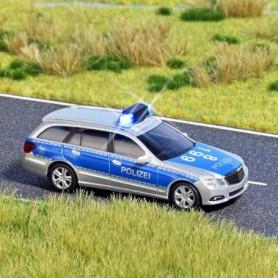 """Busch 5626 Mercedes Benz """"Polizei"""" med belysning"""
