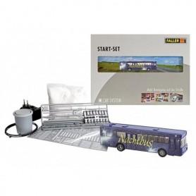 """Faller 161499 Startset """"Faller Car System"""" """"Nightbus MB O 405"""""""
