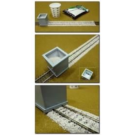 Proses BS-H0-01 Ballastspridare H0