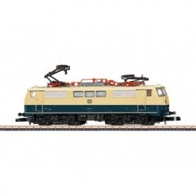 Märklin 88421 Ellok klass 111 typ DB, oceanblått / beige utförande