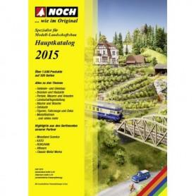 Media KAT316 Noch Katalog 2015, tyska