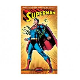 Polar Lights 900 Superman, snapkit
