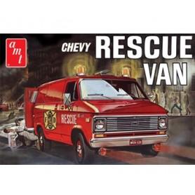 AMT 812 Chevrolet Rescue Van