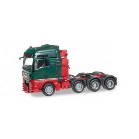 Herpa 304375 MAN TGX XXL 640 Euro 6 heavy load tractor
