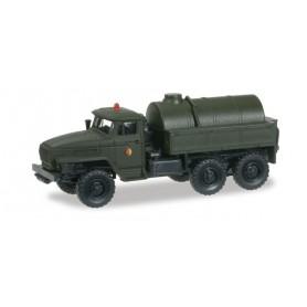 "Herpa 745062 URAL tank truck ""NVA"""