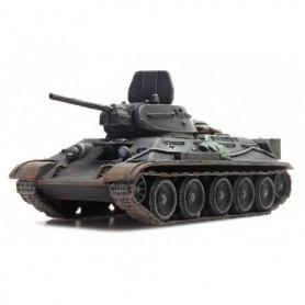 "Artitec 6870022 T34 76mm Gun ""Wehrmacht Beute"", grå"