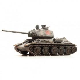 "Artitec 6870024 T34 85mm Gun ""Soviet Army"", Winter"