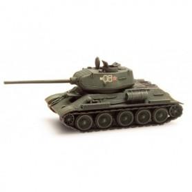Artitec 1870010 Tanks T34 85mm Soviet Army Green / Winter