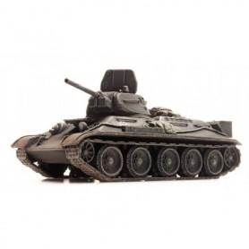 Artitec 1870009 Tanks T34 76mm Soviet Army Wehrmacht Beute