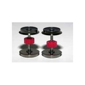 Roco 107593 Drivhjul med kugg, DC, 1 st