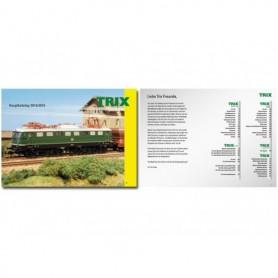 Trix 15776.1 Trix Katalog 2014/2015 Tyska