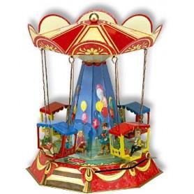 Wilesco 10600 Nostalgisk karusell, uppskruvningsbar