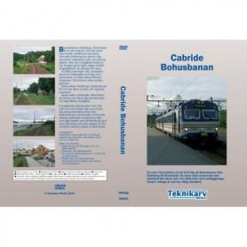Teknikarv TAM43 Cabride Bohusbanan, DVD