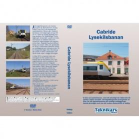 Teknikarv TAM44 Cabride Lysekilsbanan, DVD