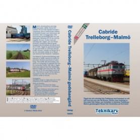 Teknikarv TAM49 Cabride Trelleborg–Malmö, DVD