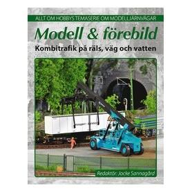Media BOK167 Modell & förebild : kombitrafik på räls, väg och vatten