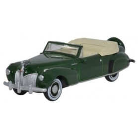 Oxford Models 107298 Lincoln Continental 1941, Spode Green