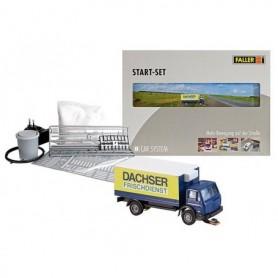 "Faller 162007 Startset ""Faller Car System"" - Lorry MB SK Dachser"