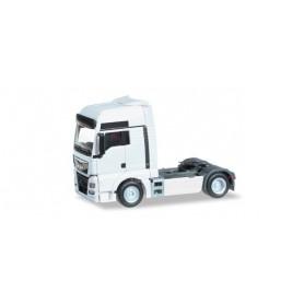 Herpa 301695.4 MAN TGX XXL Euro 6 rigid tractor, pure white