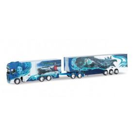 "Herpa 304429 Scania R TL Eurocombi ""Princess"" (FIN)"