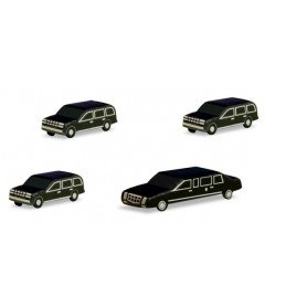 Herpa 526913 Scenix - Presidential Motorcade Set