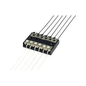 Trix 66582 Fördelarplatta, för signaler, växlar m.m., 24 anslutningar