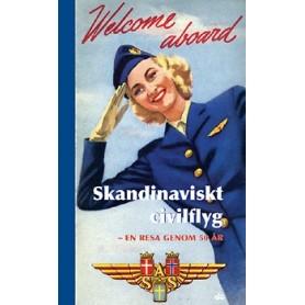 Media BOK170 Skandinaviskt civilflyg - En resa genom 50 år