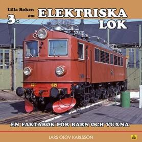 Media BOK172 Lilla boken 3 - om elektriska lok