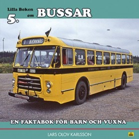 Media BOK173 Lilla boken 5 - om bussar