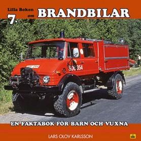 Media BOK175 Lilla boken 7 - om brandbilar