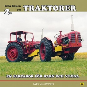 Media BOK178 Lilla boken 2 - om traktorer
