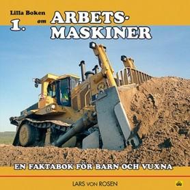 Media BOK179 Lilla boken 1 - om arbetsmaskiner