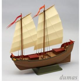 Dumas 1010 Chinese Junk, plastskrov