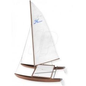 Dumas 1101 Hobie Catamaran Sailing Boat, träskrov