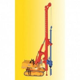 """Viessmann 21279 Hydraulic excavator """"Liebherr"""", med drivning"""