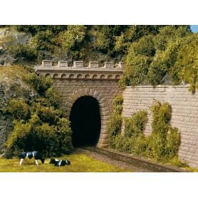 Auhagen 11342 Tunnelportal, singelspår
