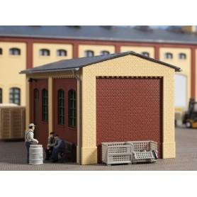 Auhagen 80413 Gavlar och hörnpelare, gula