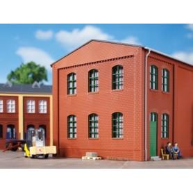 Auhagen 80514 Väggar, 2324F, 4 st, röda
