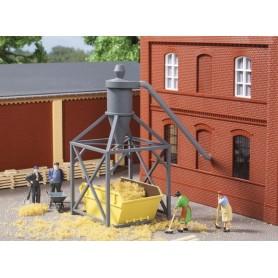 Auhagen 80108 Uppsugningsmaskin för träfabrik