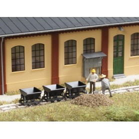 Auhagen 41702 Tipper wagon replicas