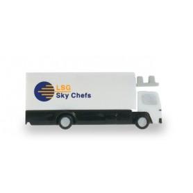 Herpa 562485 Scenix Catering Trucks (2-packs)