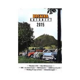 Brekina 12214 Brekina Autoheft 2015